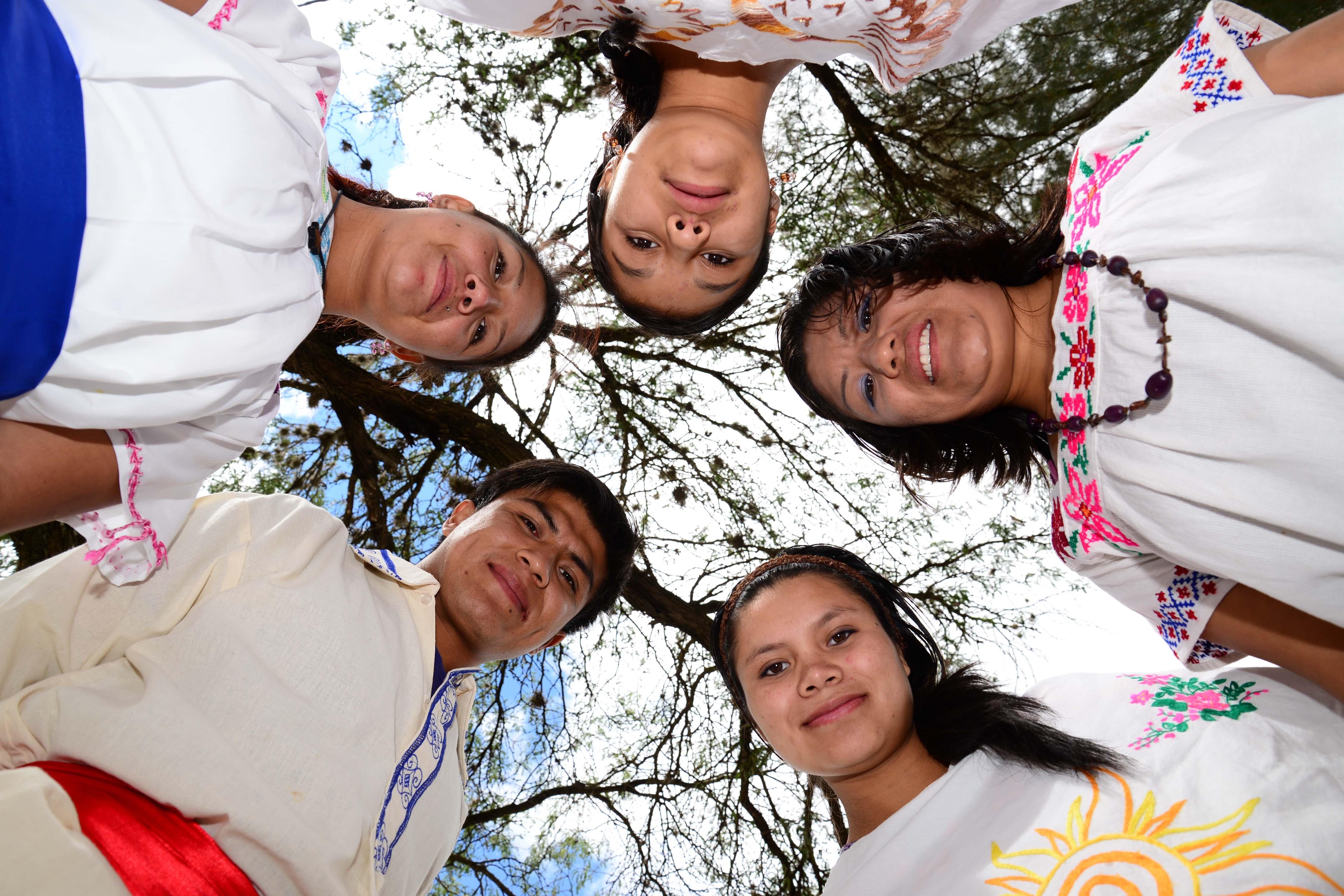 Jóvenes Indígenas Chichimecas Jonaces