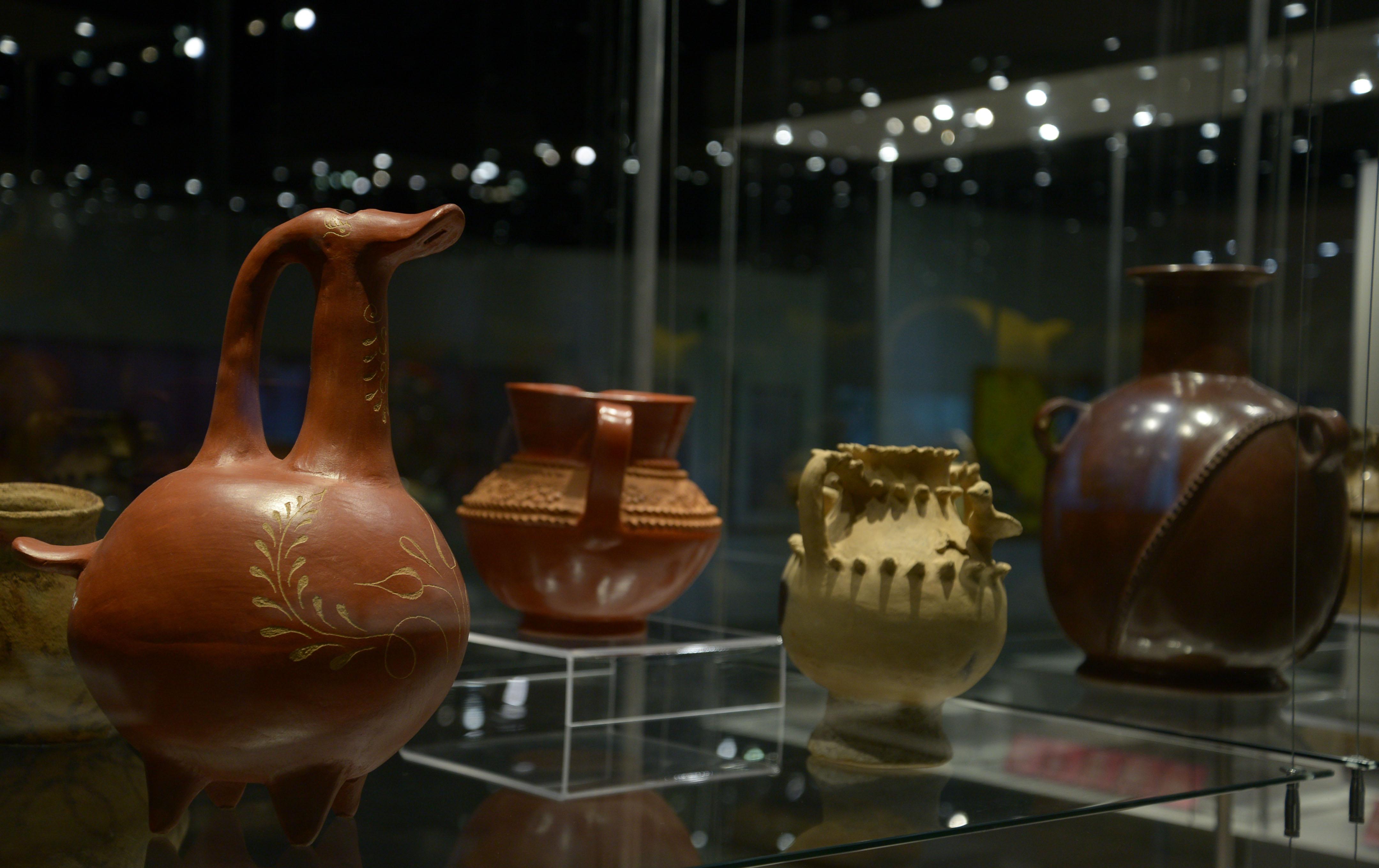 Inauguración de la exposición: México Megadiverso, Culturas Indígenas Contemporáneas y presentación de la monografía Chichimeca Jonaces
